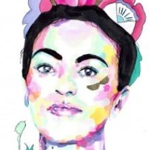 frida by sophie bastien