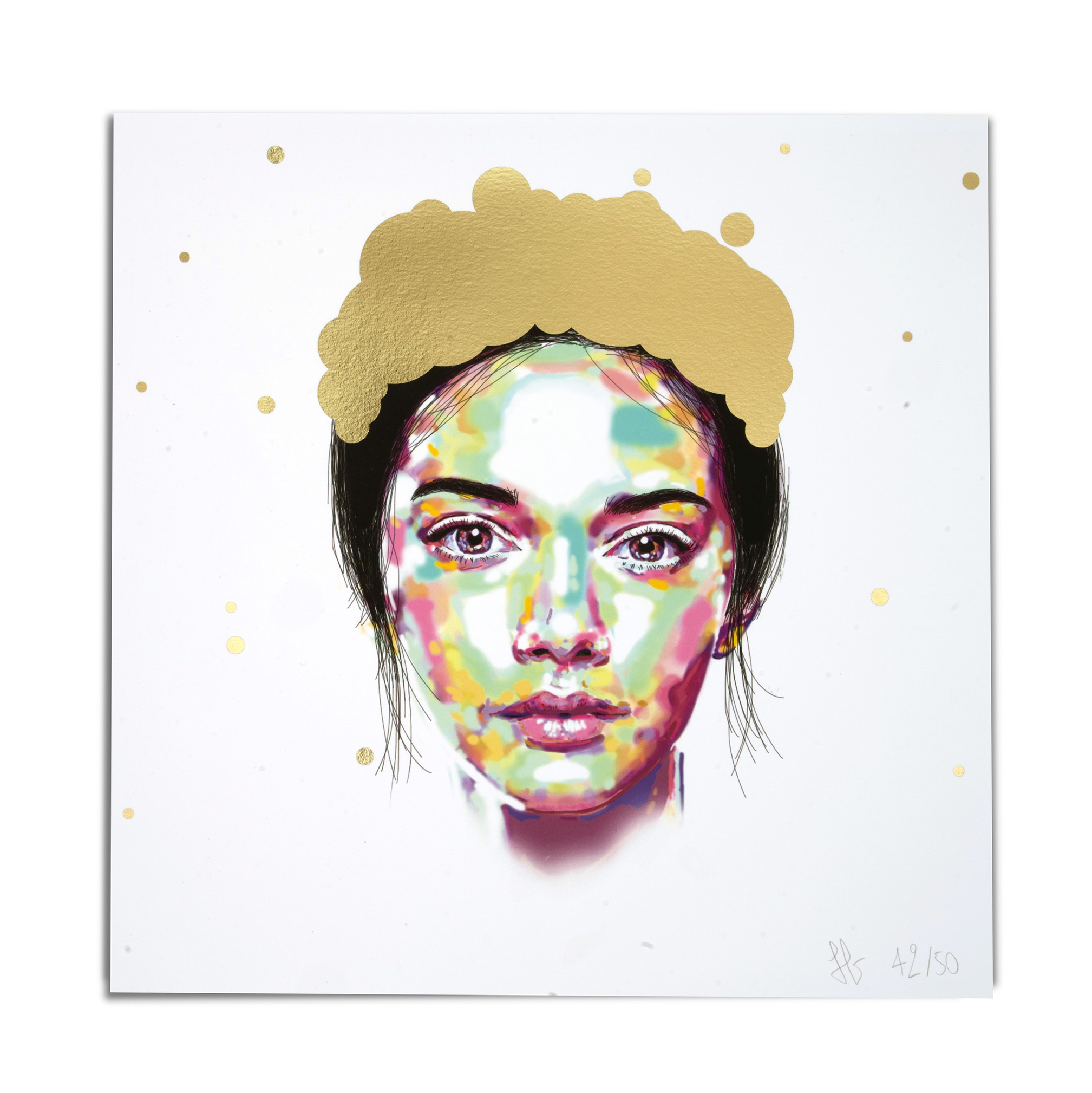 Sophie Bastien Bliss print