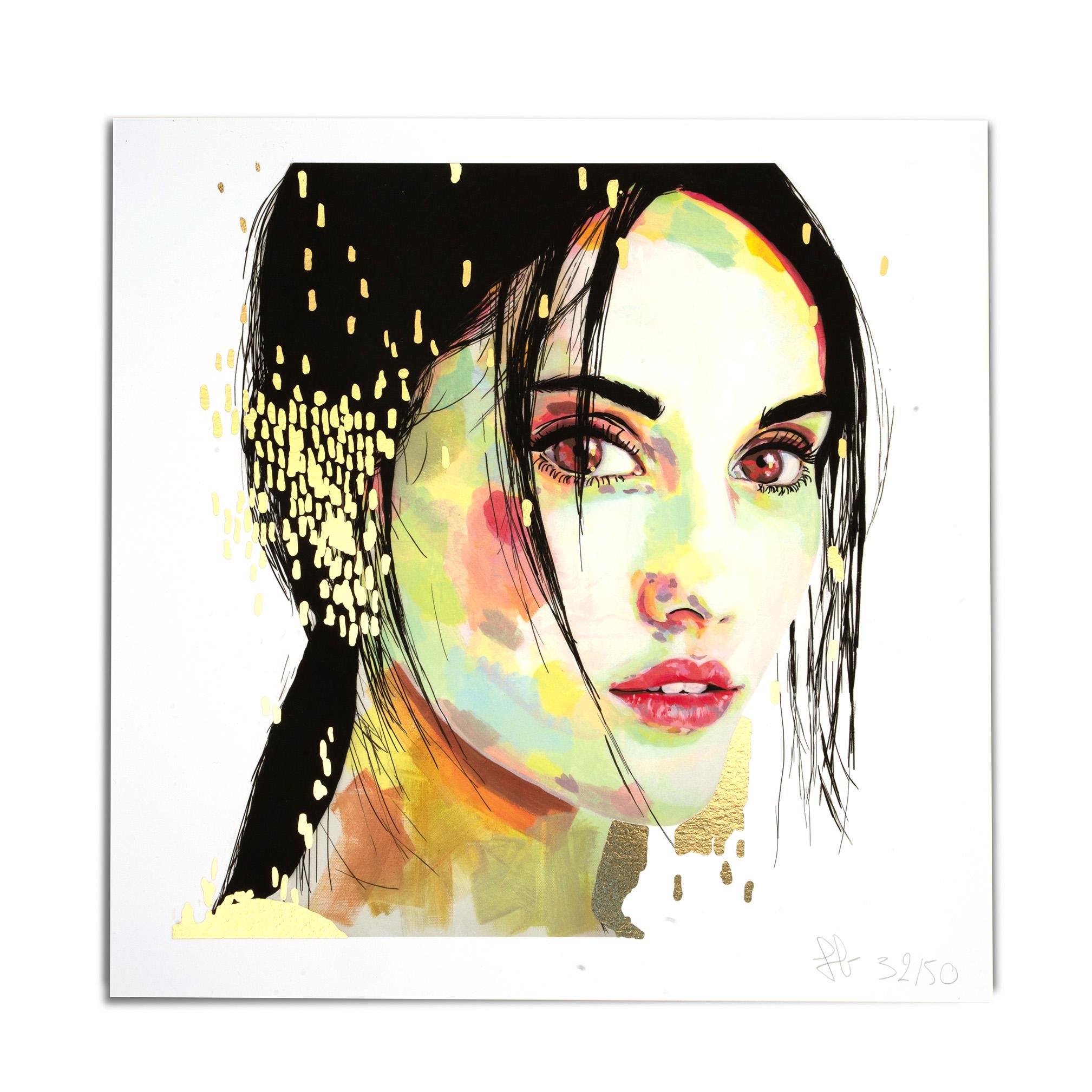 Sophie Bastien Whisper print